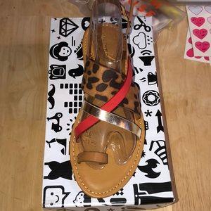 BAMBOO sandals for women